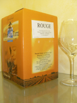 Bag In Box Vin de France  Rouge 5 litres